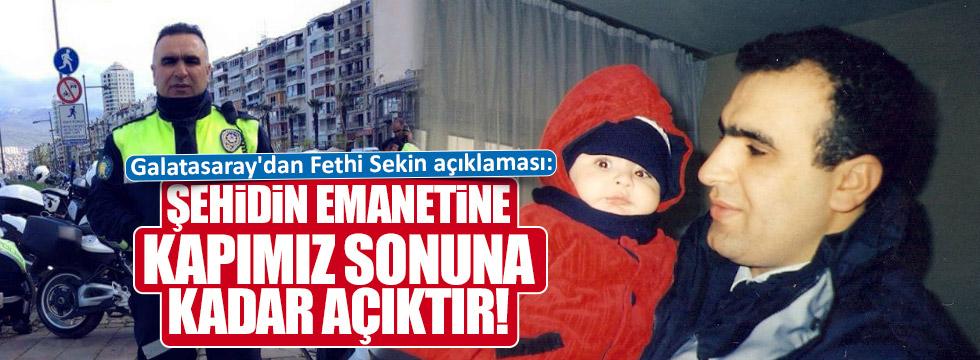 Kahraman şehitin ailesi için kampanya