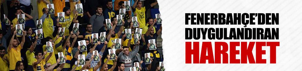 Fenerbahçe'den duygulandıran hareket!