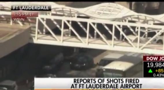ABD'deki havalimanına silahlı saldırı