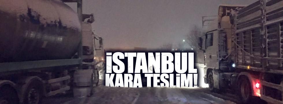İstanbul kara teslim