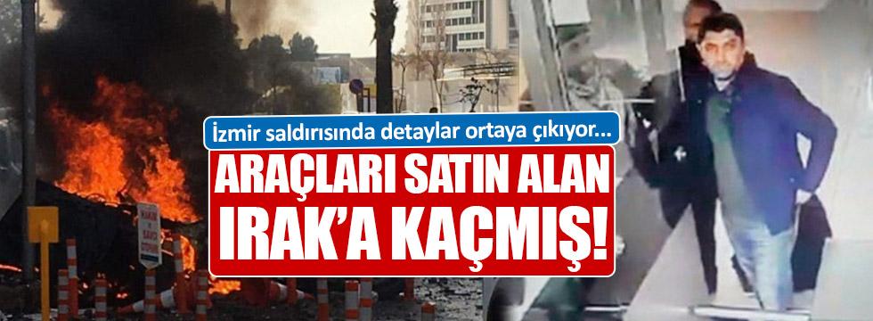 İzmir saldırısında flaş gelişme