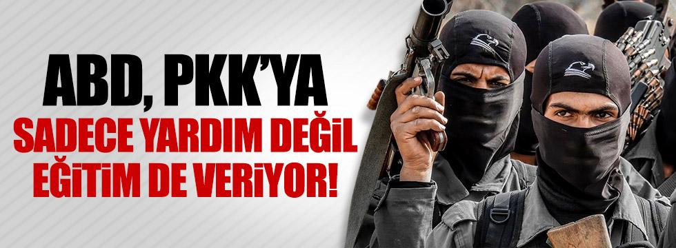 ABD'liler PKK kampında terörist eğitiyor