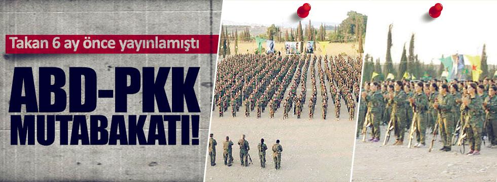 Takan, ABD-PKK işbirliğini böyle yazmıştı