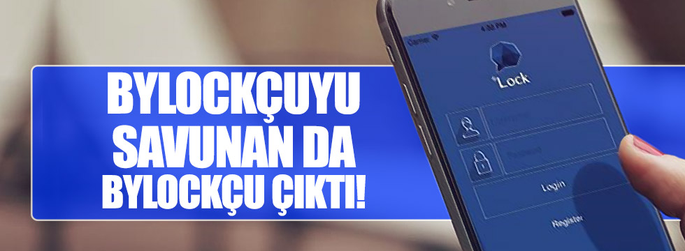 ByLockçuyu savunan avukat da Bylockçu çıktı