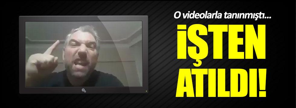 Çektiği videolarla ünlü olan vatandaş işten atıldı