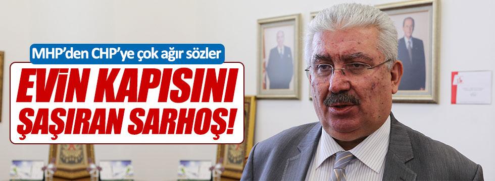 """Semih Yalçın: """"CHP, evinin kapısını şaşıran sarhoş gibi"""""""
