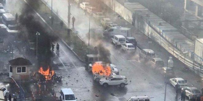 İzmir'deki bombalı saldırıda flaş gelişme