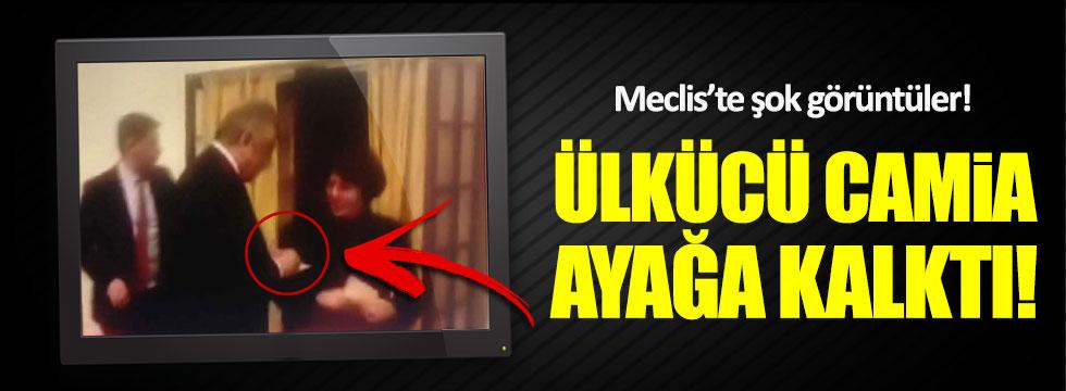 MHP'li Adan, AKP'li isme kullandığı oyu böyle göstermiş