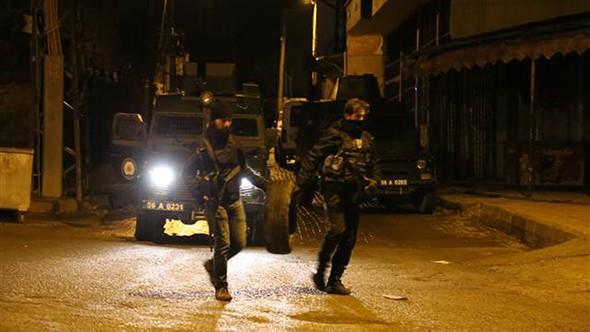 Siirt'te gece yarısı çatışma
