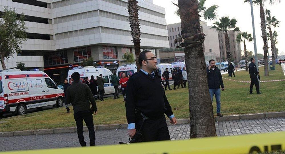 İzmir Adliyesi önündeki saldırıyı TAK üstlendi