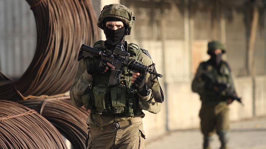 İsrail askerleri Fetih yöneticisini gözaltına aldı