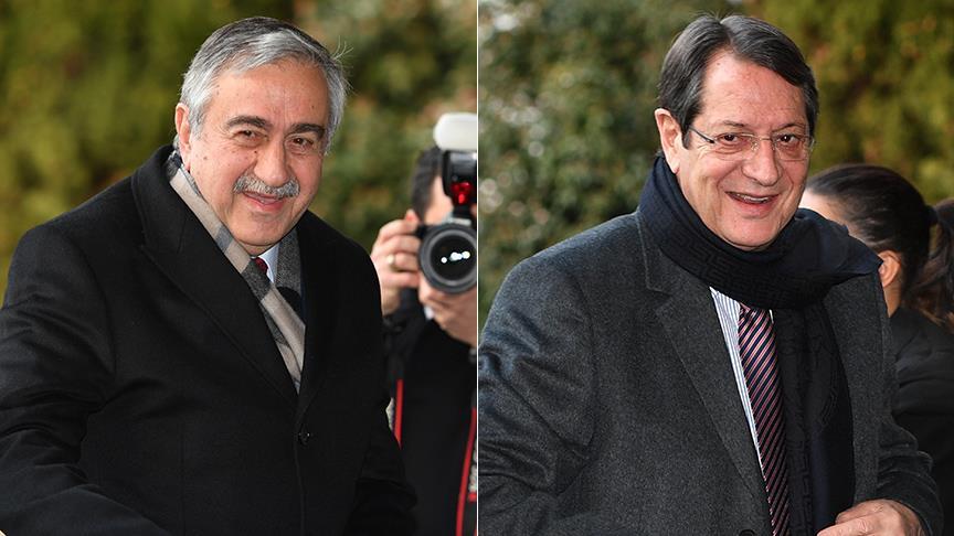 Kıbrıs müzakerelerinde kritik görüşme