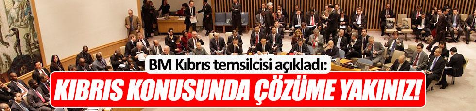 BM Kıbrıs Temsilcisi açıkladı!