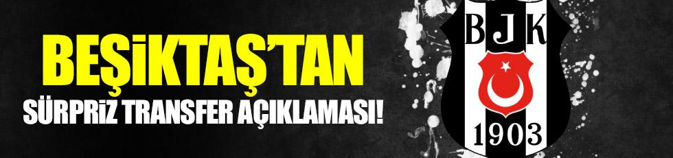 Beşiktaş, Olcay Şahan transferini açıkladı