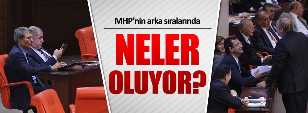 MHP'nin arka sıralarında neler oluyor?