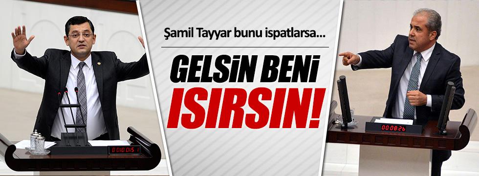 'Isırma' iddiasına CHP'lilerden cevap geldi