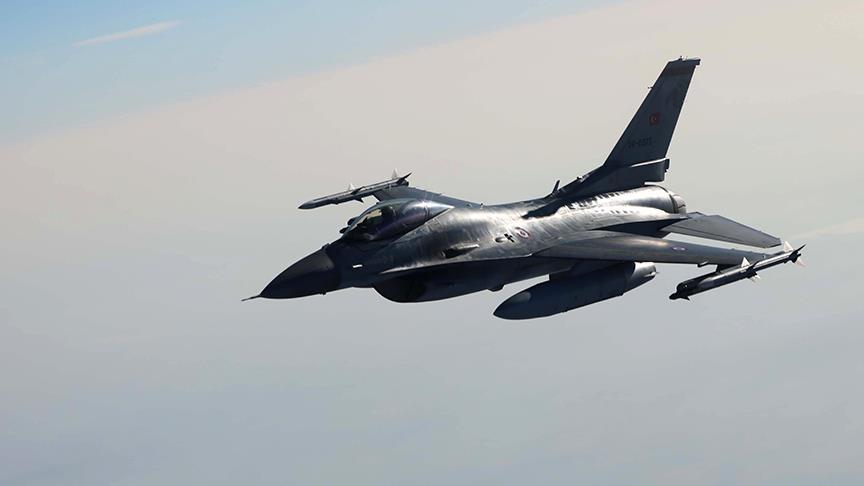177 IŞİD hedefi imha edildi