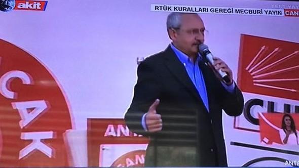 """AKİT'e """"Kılıçdaroğlu'na"""" hakaret cezası!"""