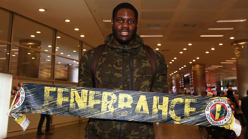 Fenerbahçe'nin yeni transferi Bennett İstanbul'da