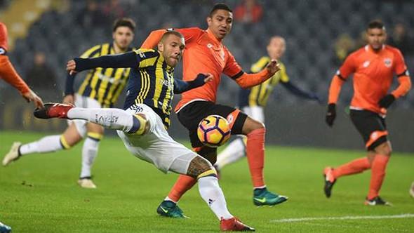 Fenerbahçe 2-2 Adanaspor / Maç Özeti