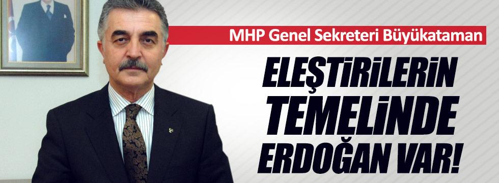 """""""Tek adam tartışmalarının temelinde Erdoğan antipatisi yatıyor"""""""
