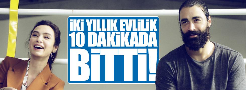 Birce Akalay ve Sarp Levendoğlu boşandı