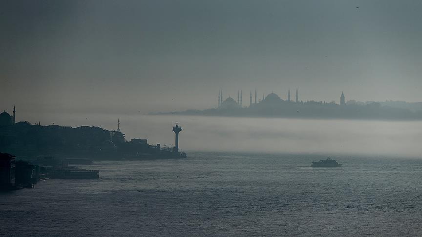İstanbul'da boğaz kapatıldı