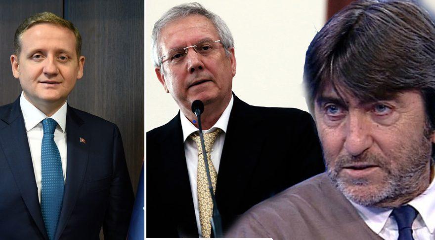 Aziz Yıldırım'ın TFF başkan adayları