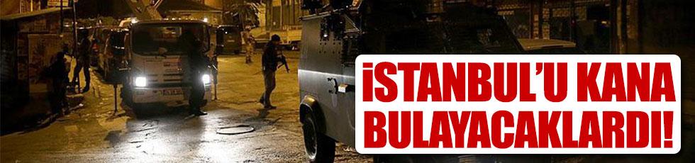 Eylem hazırlığındaki 15 PKK'lı yakalandı