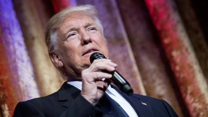 Trump'tan flaş görüşme