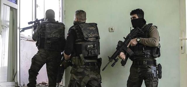 Mersin'de IŞİD operasyonu