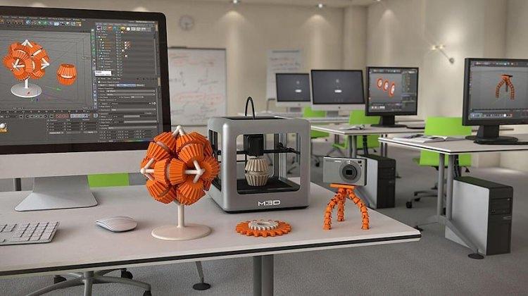 Milli 3D Yazıcı Merkezi kuruluyor