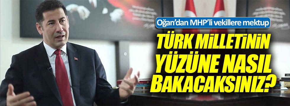 Sinan Oğan: Türk milletinin yüzüne nasıl bakacaksınız?