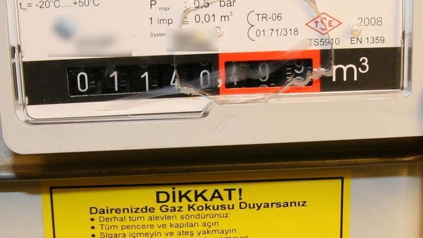 50 metreküplük borcun altında gaz kesemeyecek