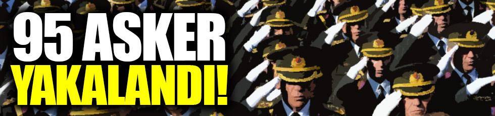 95 askere Bylock gözaltısı