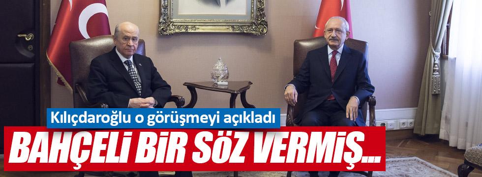 Kılıçdaroğlu'ndan o görüşmeye açıklama geldi