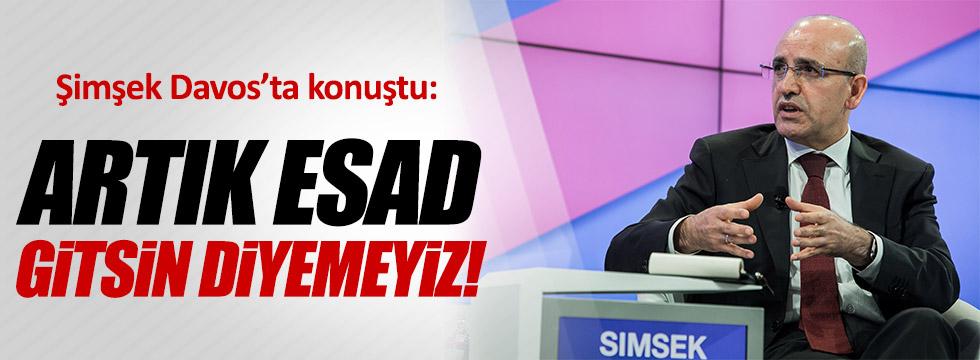 """""""Türkiye artık Esad'sız anlaşmada ısrar edemez"""""""