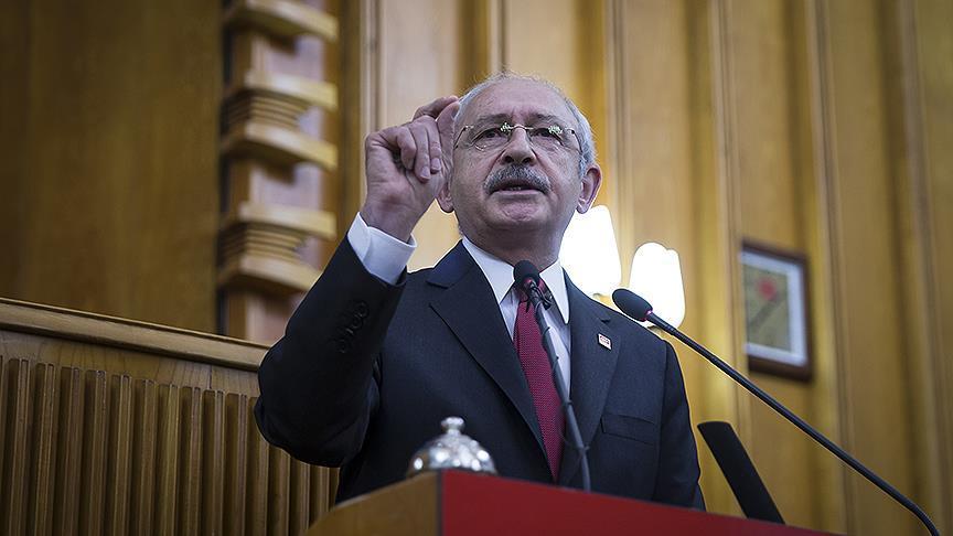 """Kılıçdaroğlu: """"Hatayı milletimiz düzeltecektir"""""""