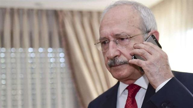 Kılıçdaroğlu'ndan, Akşener'e telefon