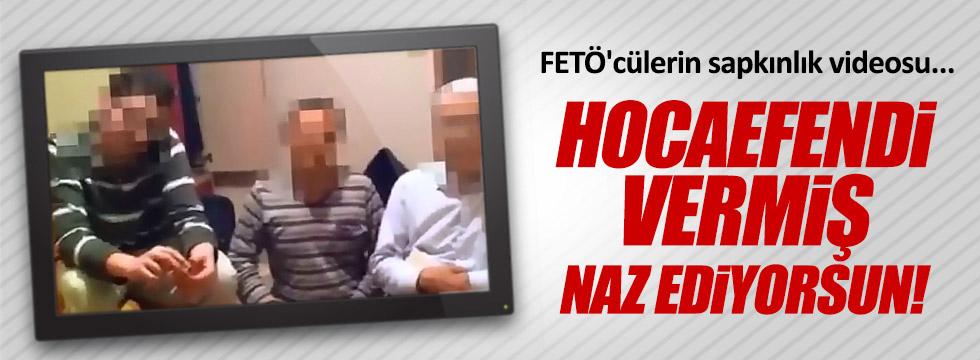 FETÖ'cülerin sapkınlık videosu