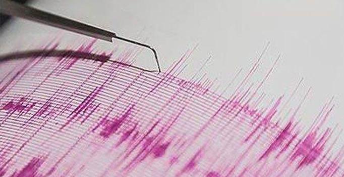8 büyüklüğünde deprem!