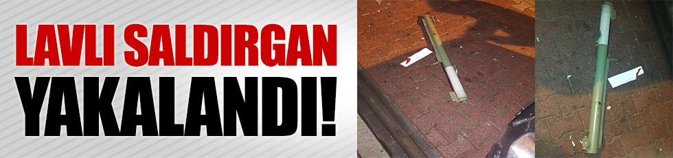 Emniyet ve AKP saldırganı Tekirdağ'da yakalandı