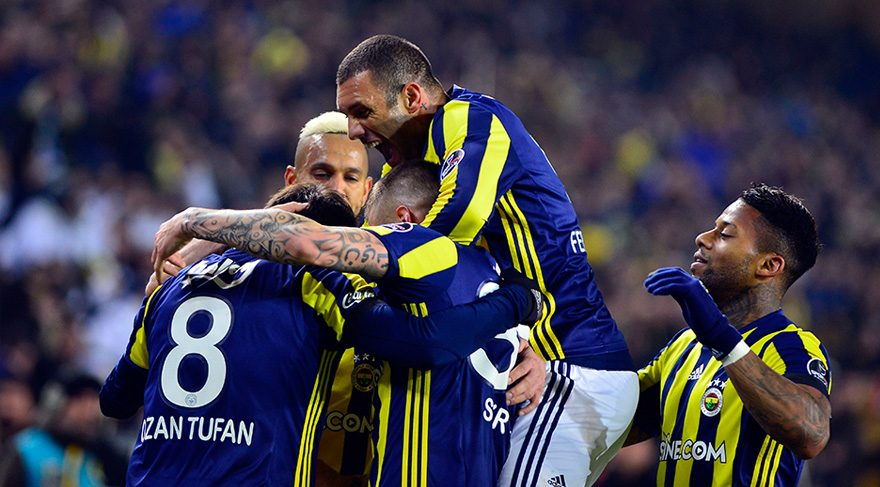 Fenerbahçe 1-0 Başakşehir / Maç özeti