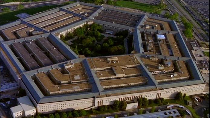 """Çuval emrini Pentagon verdi"""