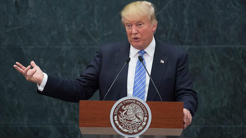 Trump, darbeci Sisi ile görüştü