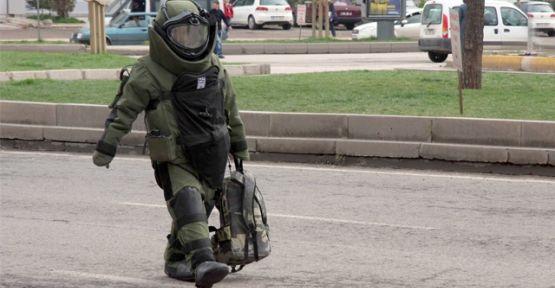 Üsküdar'da bomba paniği