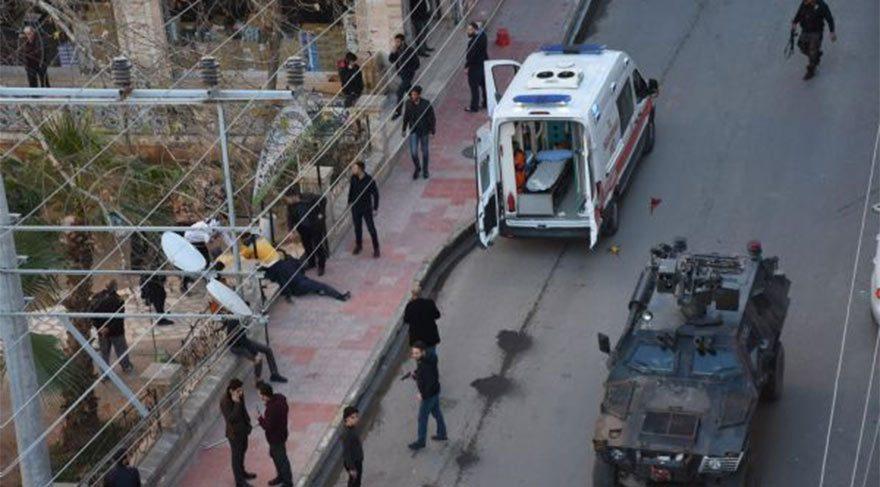Nusaybin'de iki grup çatıştı! 2 ölü 5 yaralı