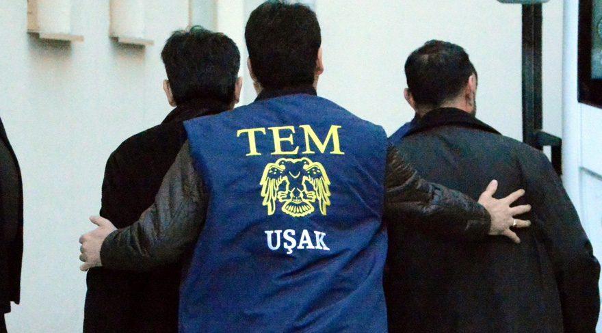 25 Emniyet personeli FETÖ'den tutuklandı