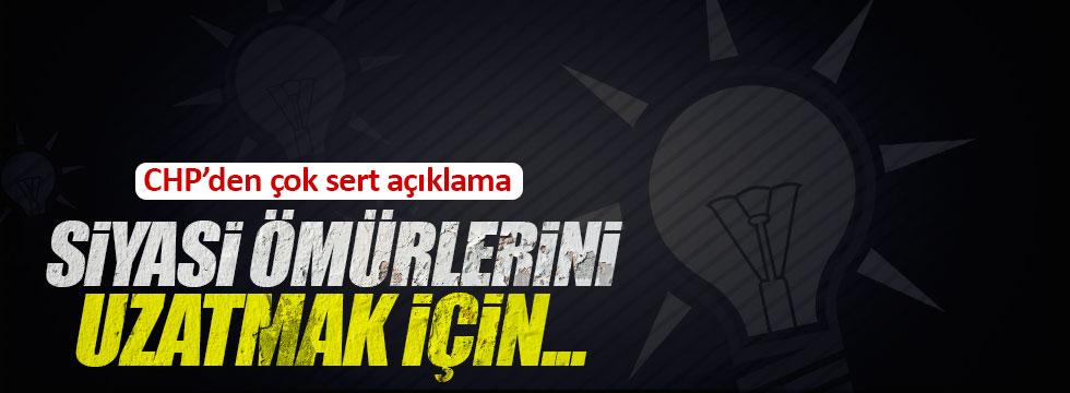"""""""AKP siyasi ömrü için kamu varlıklarını talan edecek"""""""