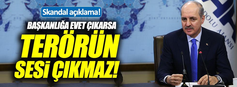 Kurtulmuş'tan skandal 'Başkanlık' açıklaması